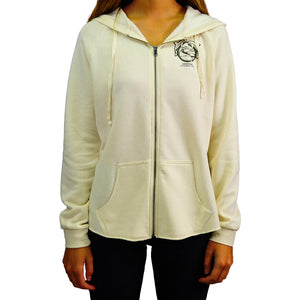 CCS Women's Zip Up Dolphin Hoodie