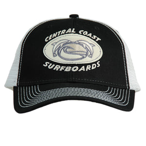 Central Coast Surf Dolphin Trucker Hat