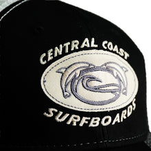 Load image into Gallery viewer, Central Coast Surf Dolphin Trucker Hat