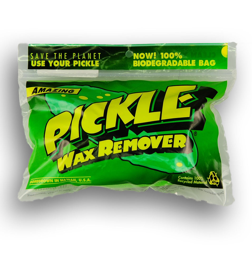 Pickle Wax Remover with Sticky Bumps Comb
