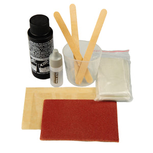 Ding All Polyester Resin Standard Ding Repair Kit
