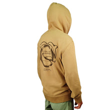 Load image into Gallery viewer, Men's Central Coast Surf Dolphins Sueded Hoodie
