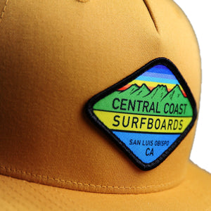 Central Coast Surf Hills Snapback Hat