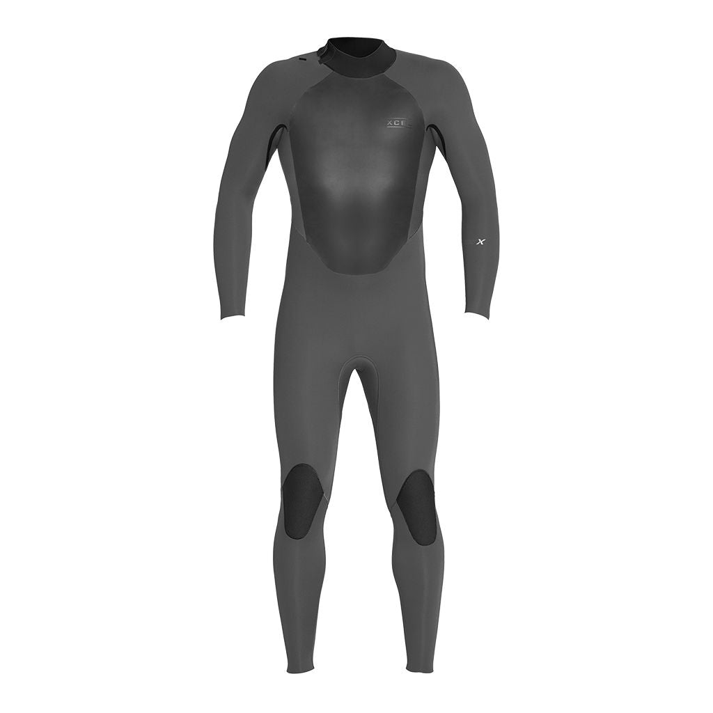 Men's XCEL 4/3 Axis X Back Zip Full Wetsuit