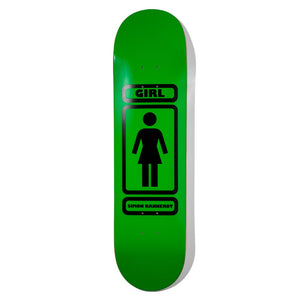 Girl Bannerot 93 Til Skateboard Deck 8.25