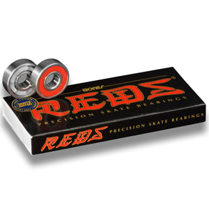 Bones Reds Bearings 8-Pack