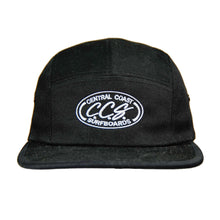 Load image into Gallery viewer, Central Coast Surf Five-Panel Hat