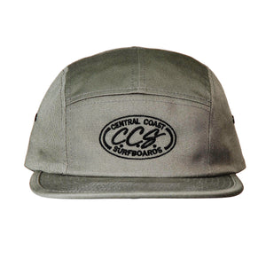 Central Coast Surfboards Five-Panel Hat