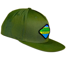 Load image into Gallery viewer, Central Coast Surf Hills Snapback Hat