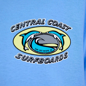 Central Coast Surf Dolphins Long Sleeve T-Shirt