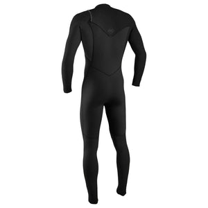 O'Neill HyperFreak Chest Zip 4/3+ Men's Full Wetsuit Black