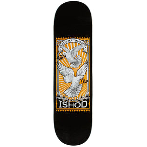 Real Ishod Wair Matchbook Skateboard Deck 8.5