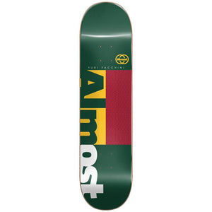 Almost Yuri Ivy League Impact Light Skateboard Deck 8.375