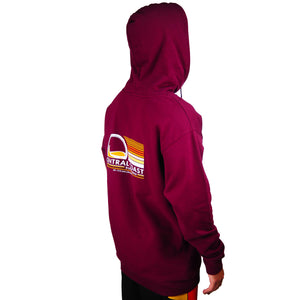 Central Coast Surfboards Men's Pullover Nine Ball Hoodie