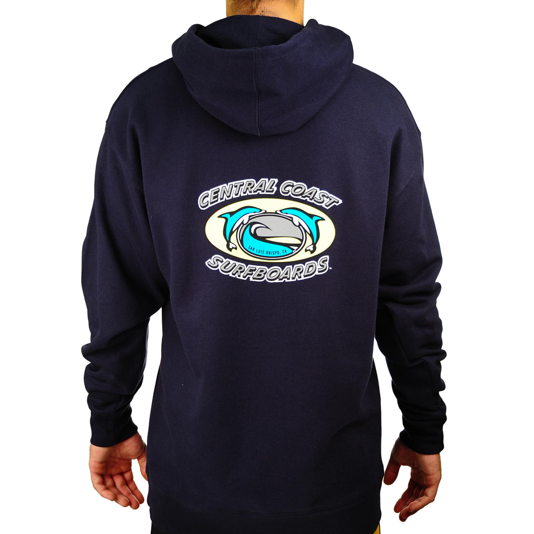 CCS Men's Pullover Dolphins Hoodie