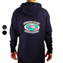 Load image into Gallery viewer, CCS Men's Pullover Dolphins Hoodie