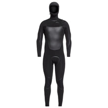 Load image into Gallery viewer, Men's Quiksilver 4/3 Syncro Plus Hooded Chest Zip Wetsuit
