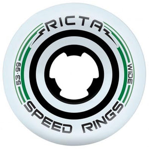 Ricta Speedrings Wide 99a 53 Skateboard Wheels 4-Pack