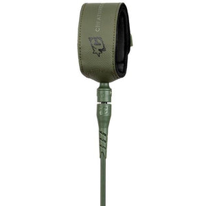 Creatures of Leisure Superlite Comp 6 Leash Military Green