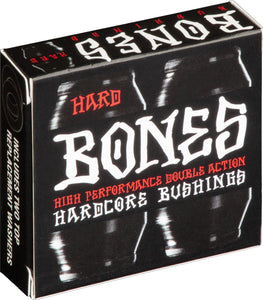 Bones Hardcore Bushings 96A Hard Black