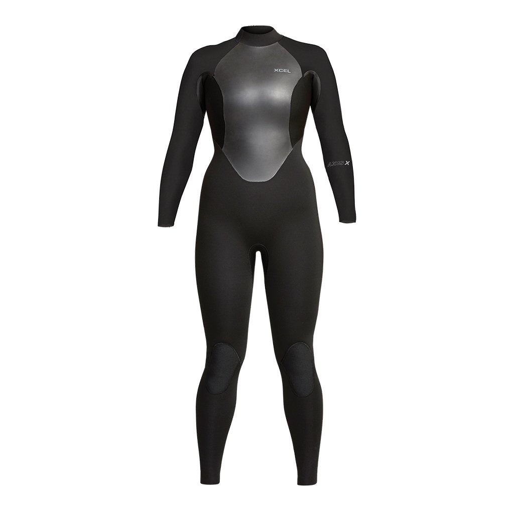 Women's XCEL Axis X 4/3 Back Zip Wetsuit