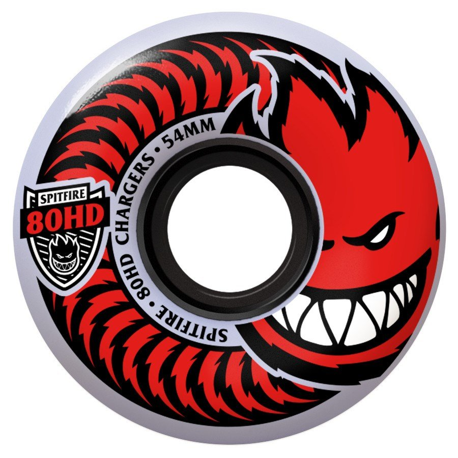Spitfire 80HD Chargers Classic 56mm Skateboard Wheel 4 Pack