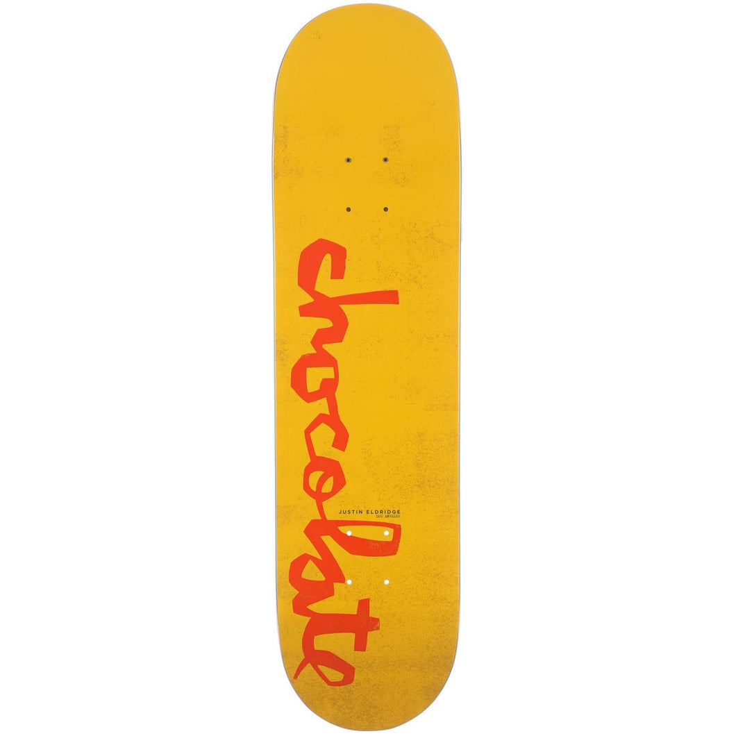Chocolate Eldridge Original Chunk Skateboard Deck 8.25