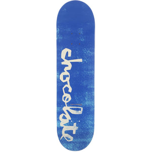Chocolate Roberts Original Chunk Skateboard Deck 8.125