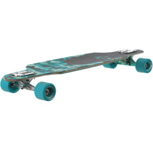 "Load image into Gallery viewer, Dusters Channel Dragonfly Drop Through 34""  Longboard Complete"