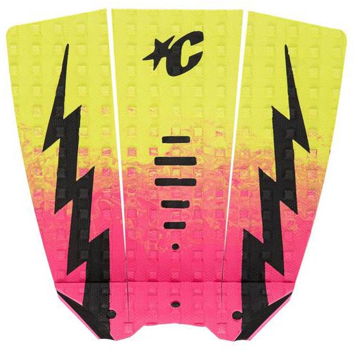 Creatures of Leisure Mick Eugene Fanning Lite Small Wave Traction Tail Pad