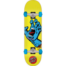 Load image into Gallery viewer, Santa Cruz Screaming Hand Mini 7.75 Complete Skateboard
