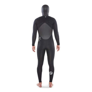 Isurus Ti Evade 4/3 Hooded Chest Zip Men's Full Wetsuit