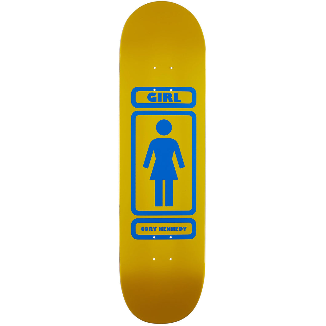 Girl Kennedy 93 Til Skateboard Deck 8.5