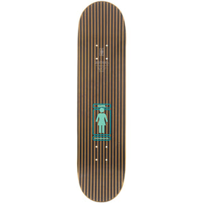 Girl Malto 93 Til Babai Mint Pop Secret Skateboard Deck 8.0