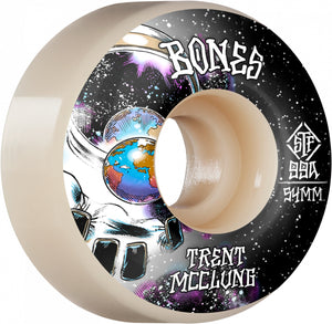 Bones Trent McClung Unknown STF V1 99A 54 mm Skateboard Wheel 4 Pack