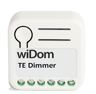 WiDom Dimmer Z-Wave Plus