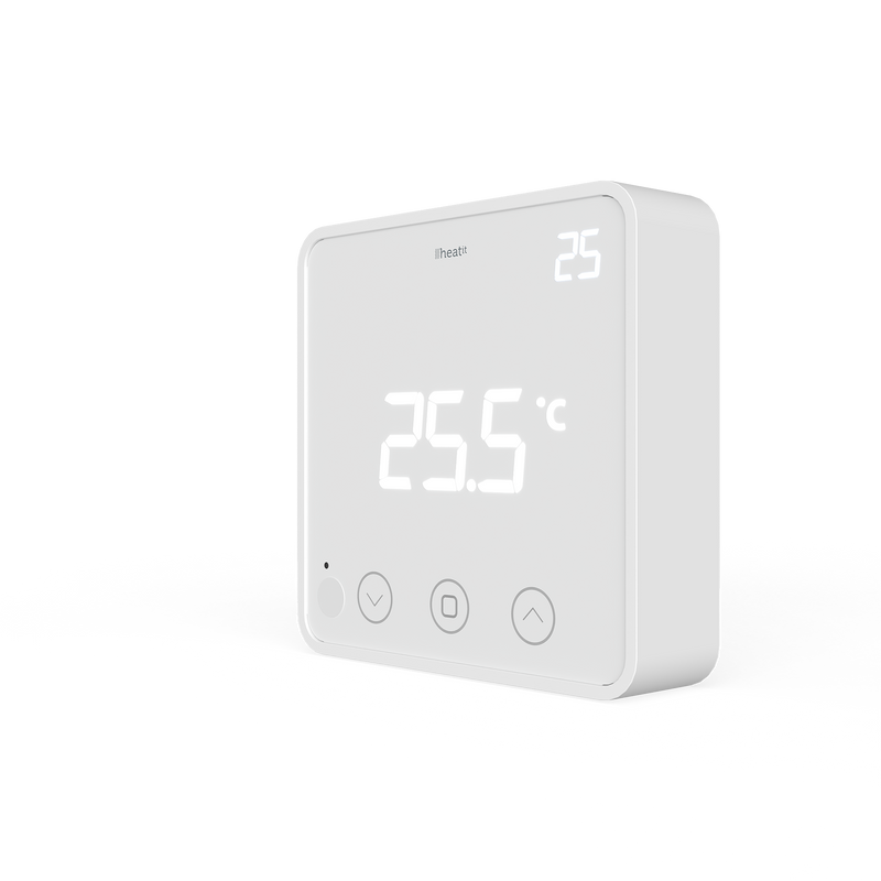 Heatit Z-Temp2 Thermostat - Battery