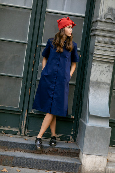 Big Sis Shirtdress