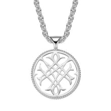 Load image into Gallery viewer, Logo Pendant Necklace