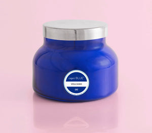 Capri Blue Volcano Blue Signature Jar Candle 19 oz.