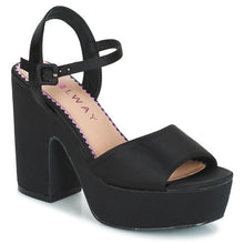 Load image into Gallery viewer, Coolway CRYS Black Heels