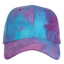 Load image into Gallery viewer, Tie Dyed Baseball Cap