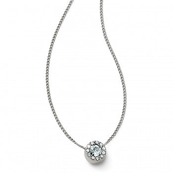 Illumina Mini Solitaire Necklace