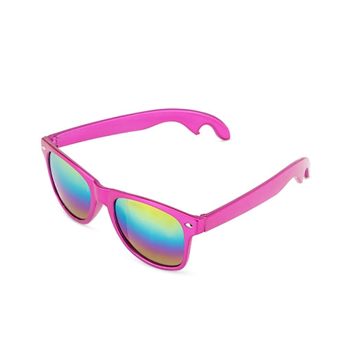 Pink Bottle Opener Sunglasses