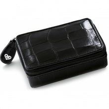 Load image into Gallery viewer, B Wishes Black Mini Jewelry Case