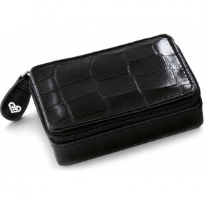 B Wishes Black Mini Jewelry Case