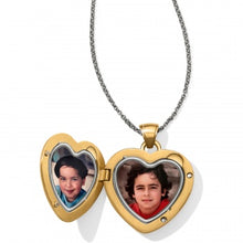 Load image into Gallery viewer, Sweetheart Double Locket