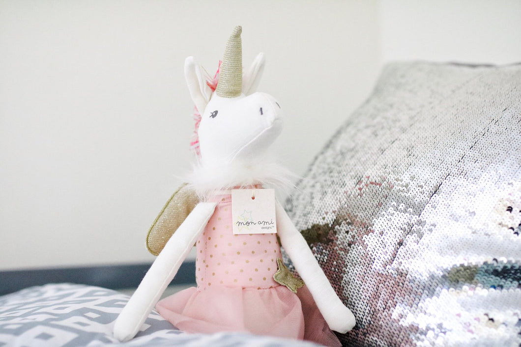 Unicorn With Angel Wings