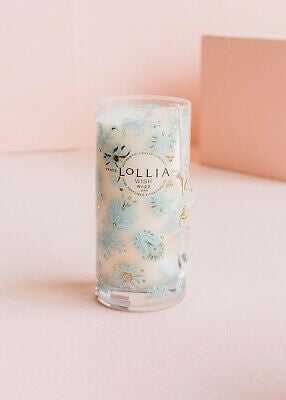 Lollia Wish Candle Sugared Pastille