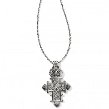 Crosses of the Words Ethiopian Convertible Cross Necklace